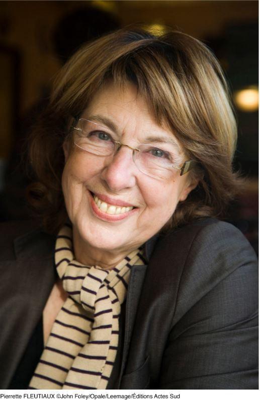 Pierrette Fleutiaux