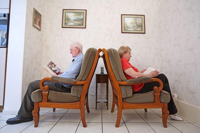 Les séniors divorcent de plus en plus