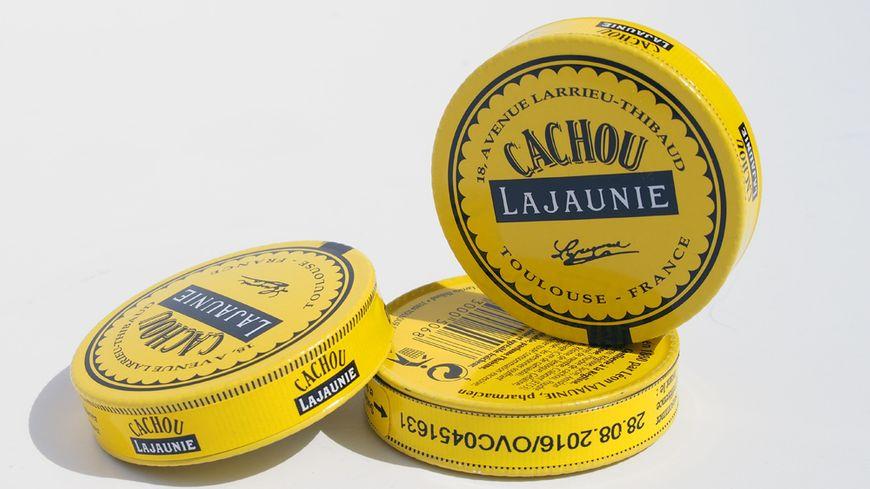 Boîtes Cachou Lajaunie