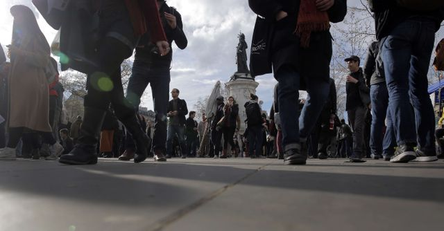 Place de la République, une nouvelle Nuit débout commence