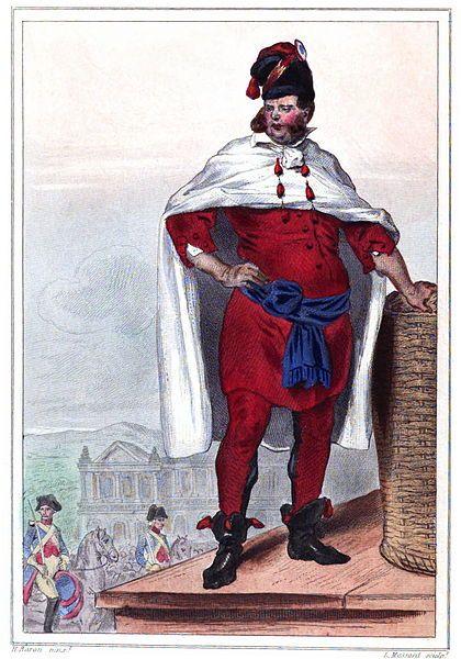 L'exécuteur des hautes oeuvres sous Louis XV (époque de Charles-Henri Sanson) 18