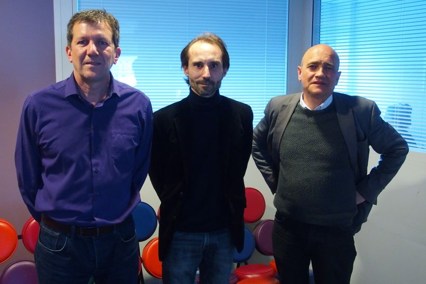 Thierry Fabre, François-Xavier Bourmaud, Christophe Ramaux