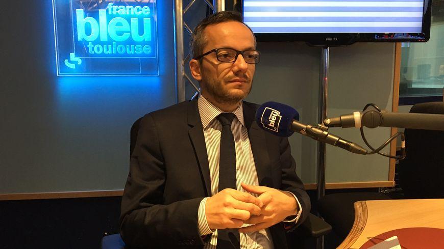 Sébastien Vincini, 1er secrétaire fédéral en Haute-Garonne