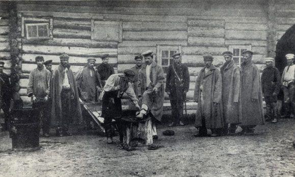 Détenus de Sakhaline à la fin du 19ème siècle