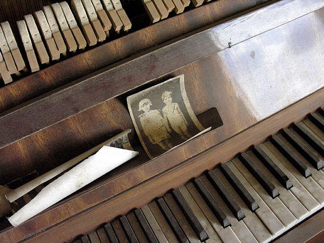 Le piano aux enfants