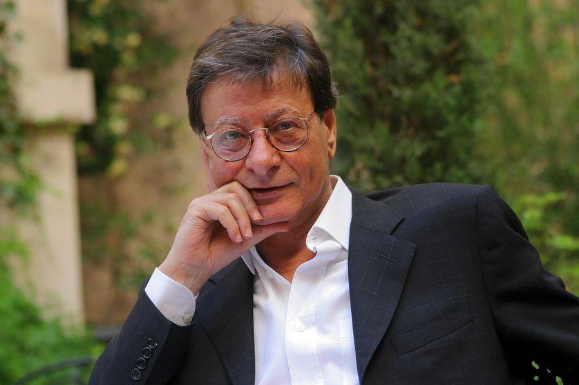 Mahmoud Darwich en 2005