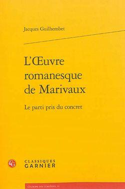 L'oeuvre romanesque de Marivaux