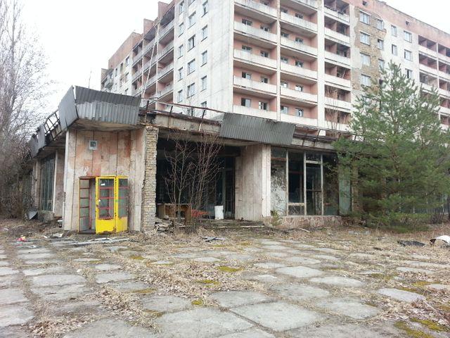Tchernobyl : Pripiat, ville fantôme