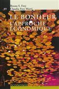 le bonheur : l'approche économique