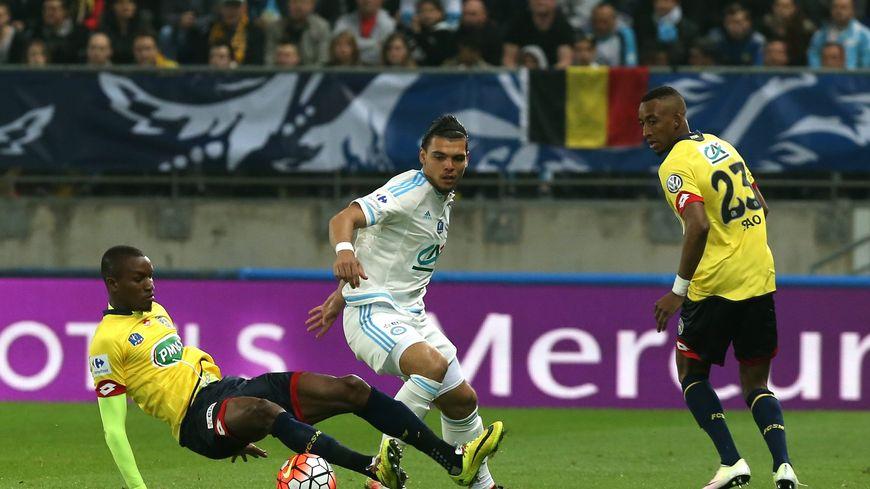Sochaux trébuche en Coupe de France face à l'OM.