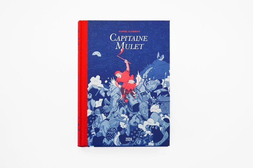 Couverture Capitaine Mulet