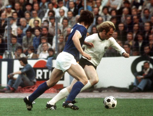 Coupe du monde de football 1974 : RDA contre la RFA