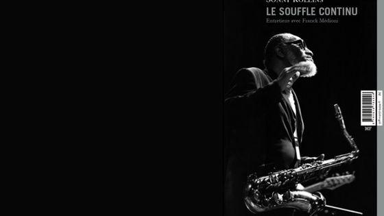 Photo - montage couv Sonny Rollins le Souffle Continu MEA 603*380