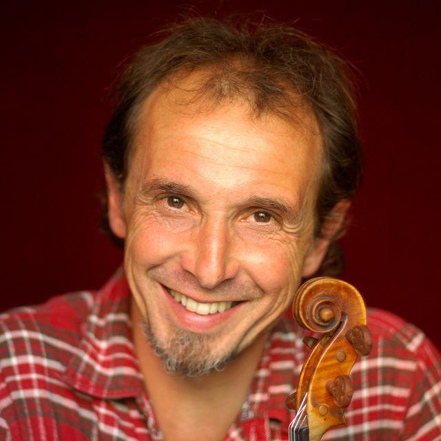 Le violoniste Gilles Apap