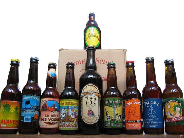 Bières Françaises