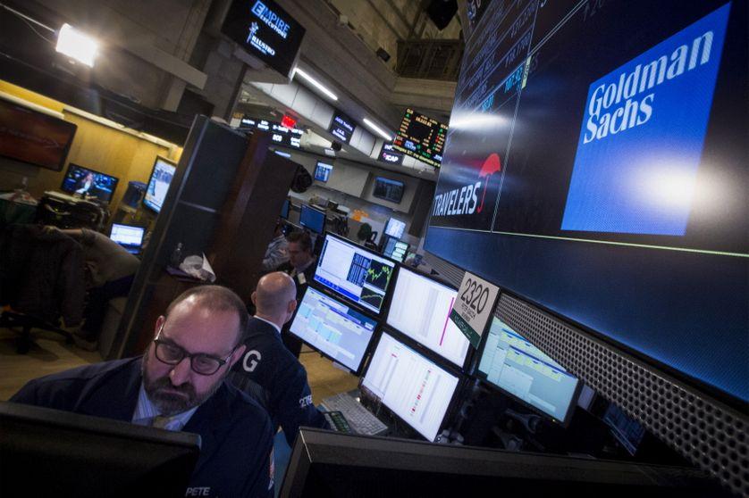 L'action Goldman Sachs a grimpé de 2.28% à l'annonce des résultats