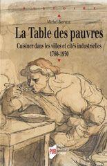 Couverture - La Tables des pauvres