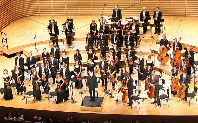 L'Alma Chamber Orchestra à la salle Pleyel en juin 2015