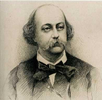 Portrait de Flaubert