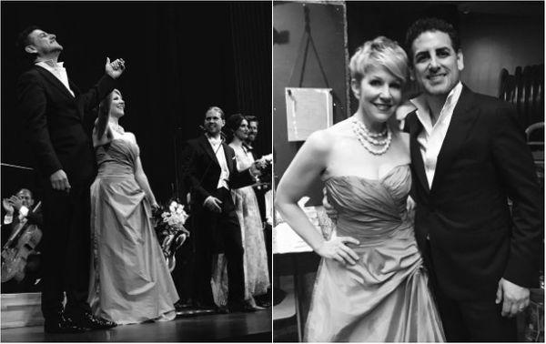 Samedi 9 avril, au Théâtre des Champs-Elysées, le triomphe de Juan Diego Flórez et Joyce DiDonato dans Werther, de Massenet... © Jean-Philippe Raibaud
