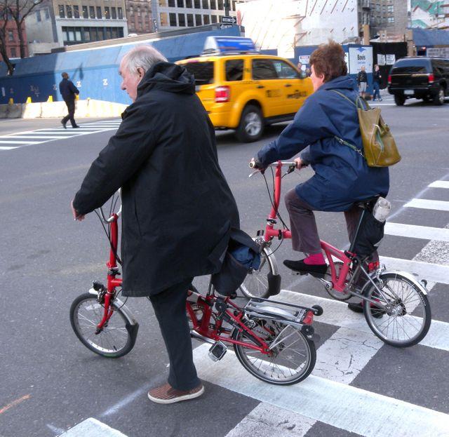 Le vélo à le vente en poupe