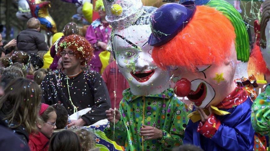 Pas de clowns ni de chars dans le centre de Nantes cette fois