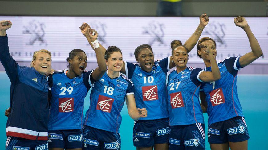match equipe de france feminine handball