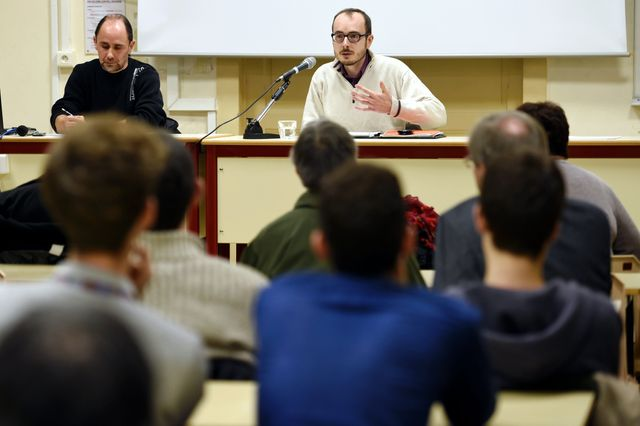 Le lanceur d'alerte Antoine Deltour / Lux Leaks
