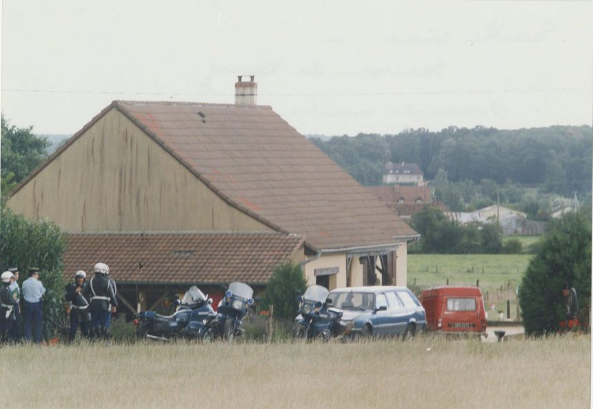 La maison des Leprince, en septembre 1994 à Thorigné-sur-Dué