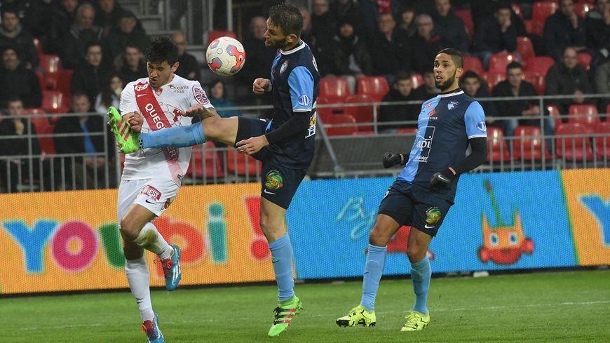 Après son nul à Brest, Le Havre croit encore à la montée.