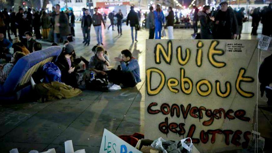 Le mouvement Nuit Debout est né à Paris fin mars