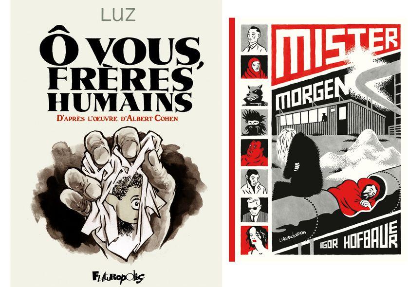 """""""Ô vous, frères humains"""", """"Mister Morgen"""""""