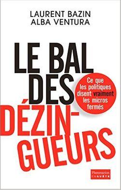 Couverture du livre Le bal des dézingueurs