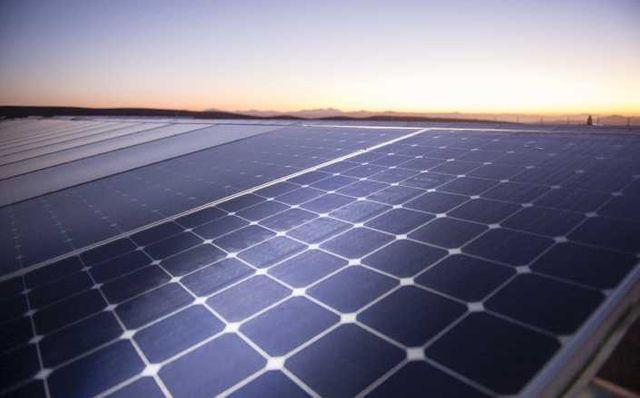 projet de centrale solaire au Japon