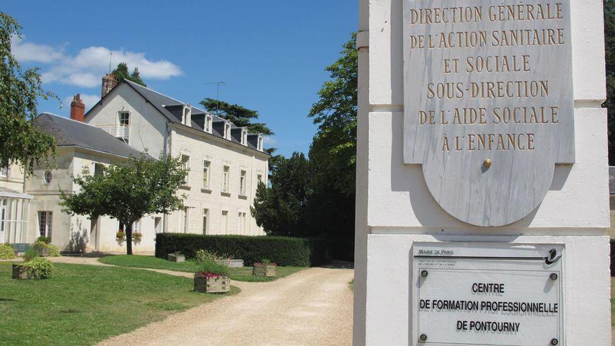 Le centre de Pontourny, futur centre de déradicalisation