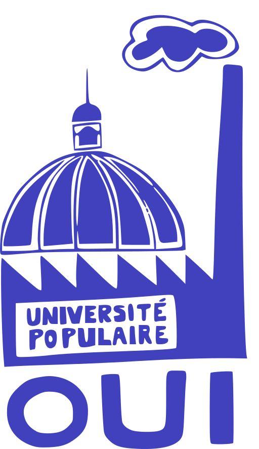 """""""Université populaire"""" - Poster de Mai 68"""