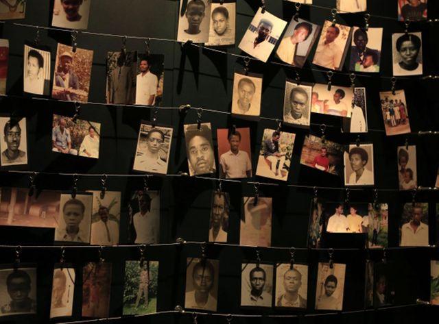 victimes du génocide rwandais, mémorial de Kigali