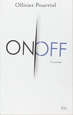 "Couverture du livre ""On/Off"""