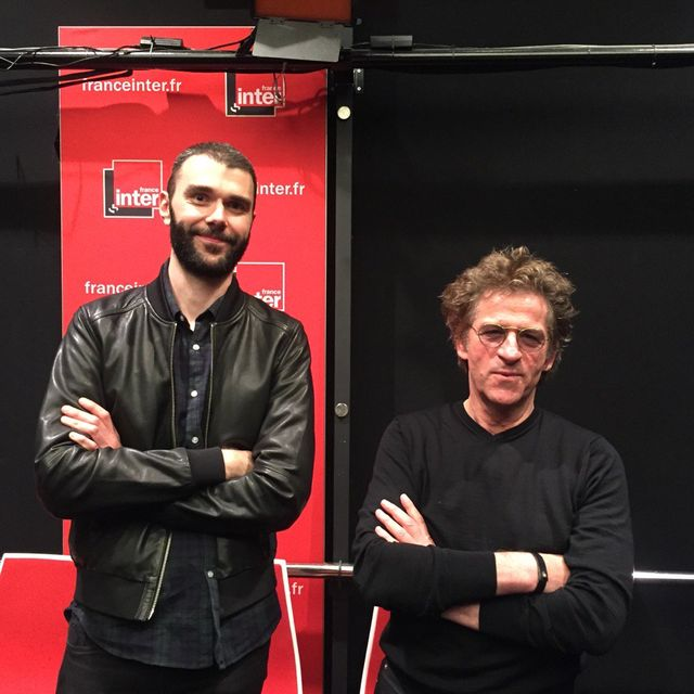Édouard Trouillez et Hubert Félix Thiefaine