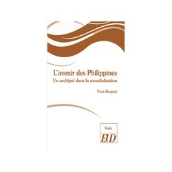 L'avenir des Philippines, Y. Boquet (Ed. Universitaires de Dijon, 2016)