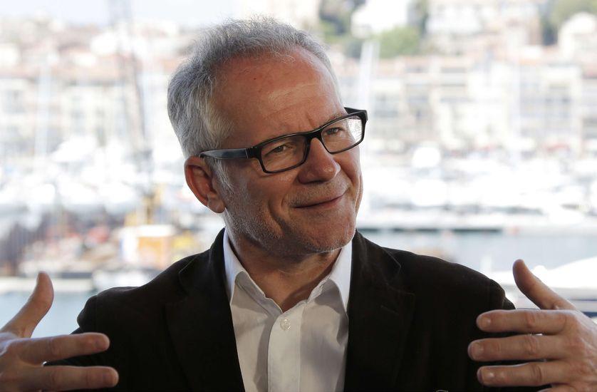 Thierry Frémaux à Cannes en 2013