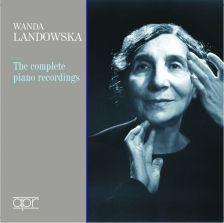 MOZART/HAYDN. The Complete Piano Recordings de Wanda Landowska