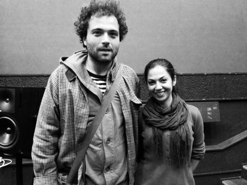 Babx & Roja Chamankar
