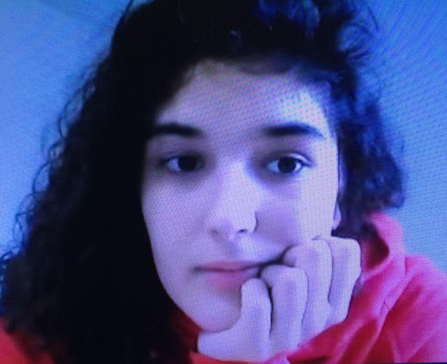 Inas sur Skype