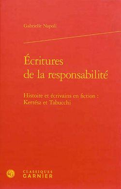Ecritures de la responsabilité