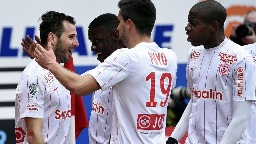 L'ASNL devra encore patienter avant de fêter le titre de la Ligue 2