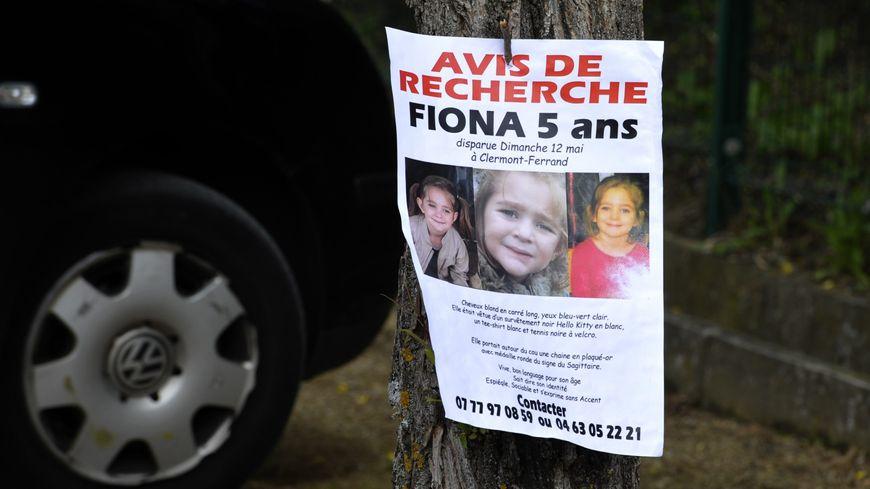 La disparition de Fiona avait été signalée le 12 mai dernier.