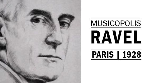 Musicopolis Ravel à PAris_603x380