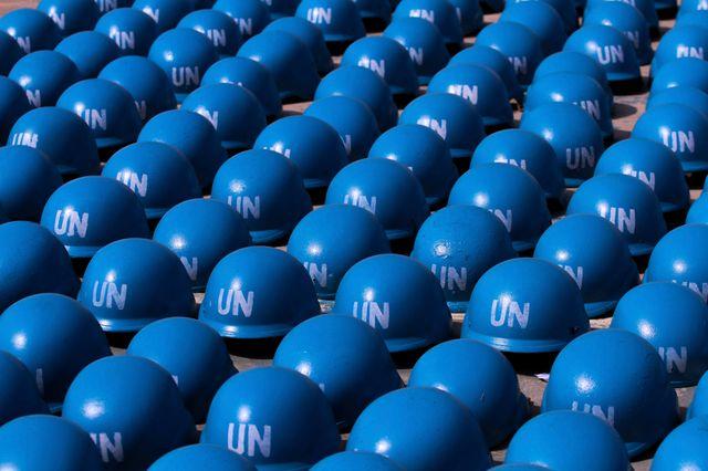 Le 29 mai est la journée internationale des casques bleus