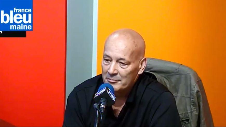 Richard Zimmer est patron d'auto-école à Pontlieue